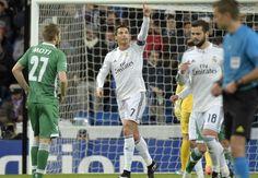 Cuplikan Gol Liga ChampionsReal Madrid 4-0 Ludogorets - Buntut Togel