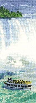 John Clayton International Tuscany Cross Stitch Pattern