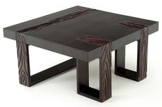 Coffee Mountain Modern Refined Tables