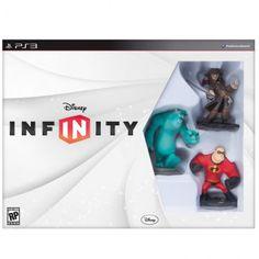 [Detona Ricardo] Disney Infinity - Pacote Inicial - PS3 - R$35,91