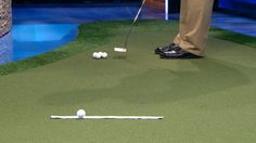 #Golf TIP: Four drills to get you sinking more putts.