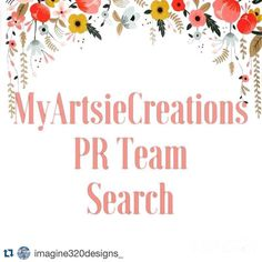 This would be really fun to be a part of!! Anyone else interested? Stop by Felicia's IG!  #Repost @imagine320designs_ with @repostapp.  Look! Felicia @myartsiecreations is looking for planning ladies for her #MARTCPRTeam! @loveorganizedchaos @joy.marene  #Repost -I am looking for 5-10 lovely ladies to join my team! The bulk of the items in my store are faith-based (so only those that truly LOVE THE LORD need apply). Each individual will receive happy mail from @myartsiecreations a special…