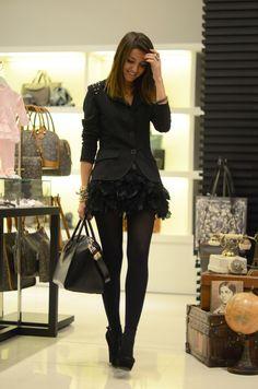 » I Jornadas blogs moda Santiago + Tous event LovelyPepa