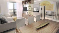 Tour virtual dos apartamentos do Porto Vida Residencial.