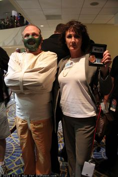 Hannibal Lecter & Clarice Starling - Halloween Costume