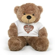 33 best personalized unique gifts giant teddy bears images on