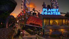 Planet Coaster PC Game