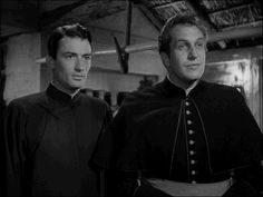 Vincent Price in The Keys of the Kingdom (with Gregory Peck)
