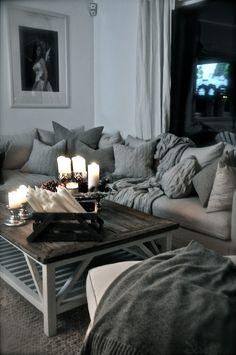 Cozy grays