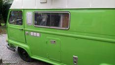 A Vendre Estafette Camping Car D Origine Caravelair Carte Grise