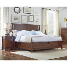 King Storage Bed SODWB5131 by A America in Portland, Lake Oswego, OR