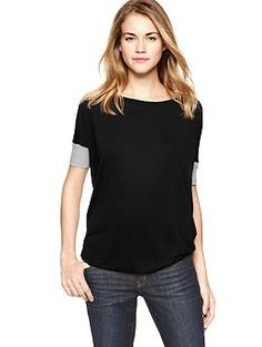 Maybe Gap Pure colorblock sleeve top | Gap 39