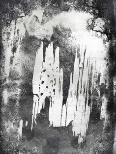 Photo overlay grunge black and white 14