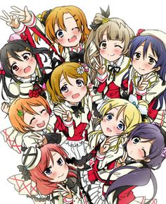 "Illustration ""propaganda because it is a problem too cute costume of Phase II"" / the ""Yanai @ Twitter"" [pixiv] Love Live"
