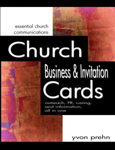 Business Invitation Card Cover