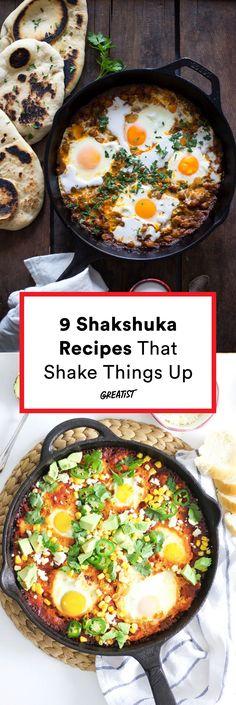 """Recipes so hot, """"Shakshuka It Off"""" will be the nex…"""