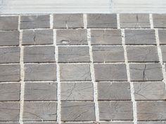 T Tile Floor, Prada, Flooring, Crafts, Manualidades, Tile Flooring, Hardwood Floor, Craft, Crafting