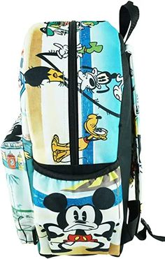 Disney Discovery- Mickey Laptop Backpack