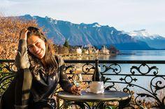 Vevey, Switzerland, Travel Guide, Rooms, Mountains, Nature, Pictures, Quartos, Photos