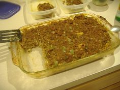 Low Carb Eating: Low Carb Cheeseburger Casserole