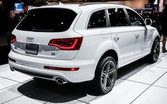 """Audi Suv 2014... My """"family"""" car... No vans for me"""