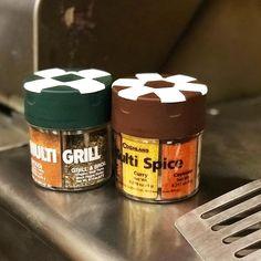 grill, spice, seafood, chicken, steak, pepper, curry, paprika, salt, cayenne, garlic, kitchen