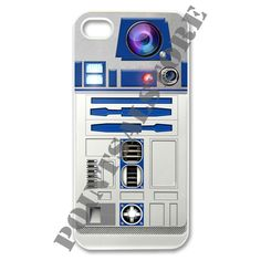 Star wars R2D2 Robot Droid Apple iPhone 5 White, Black case available