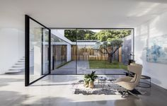 Gallery of F House / Pitsou Kedem Architects - 3