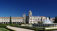 Monastery of Jeronimos_ Lisbon