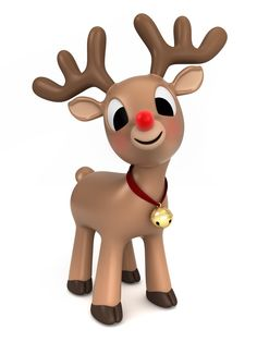 243f6c36072fd Rudolph the Red-Nosed Reindeer is a fictional male reindeer with a glowing red  nose