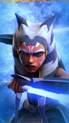 Get some Star Wars The Clone Wars wallpaper HD images of Ahsoka Tano Darth Maul Star Wars season 7 animated TV show art Cover Screenshots to use as iPhone android wallpaper phone backgrounds Star Wars Pictures, Star Wars Images, Ashoka Star Wars, Jedi Meister, Cuadros Star Wars, Star Wars Drawings, Star Wars Girls, Ahsoka Tano, Star Wars Fan Art