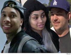 Tyga  I'm Happy for Blac Chyna & Rob  ... And Not Afraid to Say It    4/5/2016 5:21 PM PDT BY TMZ STAFF  Breaking News  Tyga just broke ranks with Kylie ...