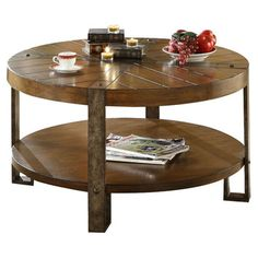 Sierra Round Coffee Table
