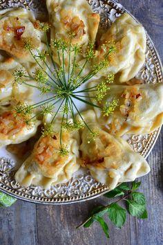 Polish Food, Polish Recipes, Pierogi, Magic Recipe, Calzone, Food Photography, Pizza, Eye, Cooking