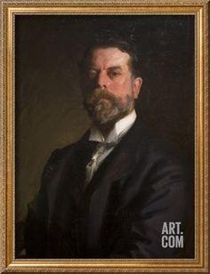 Self-Portrait Giclee Print by John Singer Sargent at Art.com