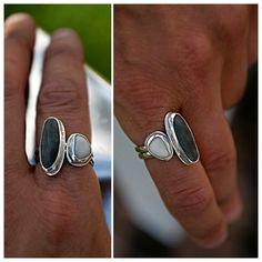 Beachstones from Greece.  #sormukset Greece, Gemstone Rings, Gemstones, Handmade, Jewelry, Greece Country, Hand Made, Jewlery, Gems