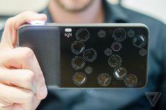 16個のレンズをコンパクトカメラに搭載しデジタル一眼並の写真や4Kムービーを撮影できる「L16」 - GIGAZINE