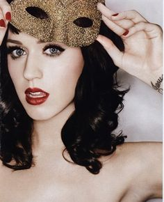 Katy Perry. Great music and really pretty. <3