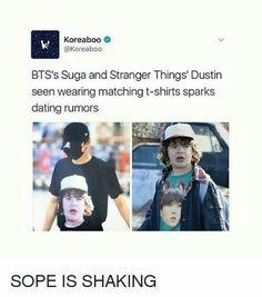 Yoongi will have some explaining to do