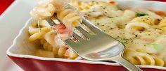 Receta de pasta gratinada