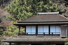 exteriors of japanese houses   Traditional Japanese House