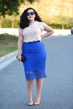 The Best Skirts For Wide Hips