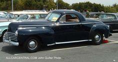 Chrysler Saratoga - 1941