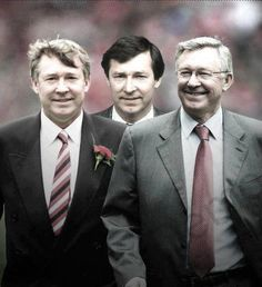 Sir Alex Ferguson: The changing face of Sir Alex spanning his 27 years at Manchester United.