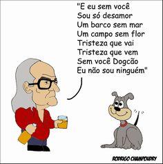 """Vinícius de Moraes - Releitura de um trecho da música """"Samba em Prelúdio"""""""