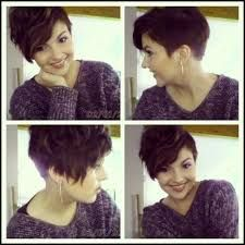 Image result for funky pixie cuts for thick hair Funky Hairstyles, Little Girl Hairstyles, Hairstyles Haircuts, Haircuts For Men, Funky Pixie Cut, Pixie Cuts, Undercut Pixie, Pixie Haircut, Nape Undercut Designs