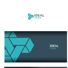 IDEAL ATMS - ATM company needs logo & business card