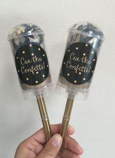 Cue the Confetti! #NYE #HappyNewYear