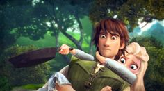 Hiccelsa Tangled 1/6