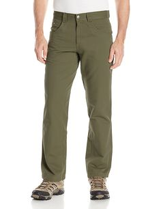 White Sierra Altos Work Pant - 32 Inch Inseam * Details can be found  : Camping supplies